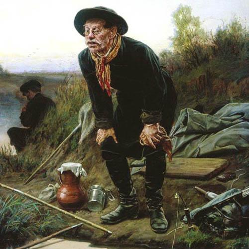 чехов про рыбалку